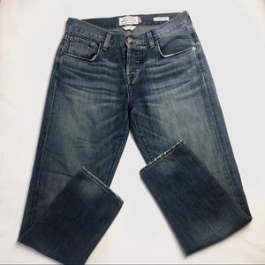 LUCKY BRAND Dylan Boyfriend Jeans Denim
